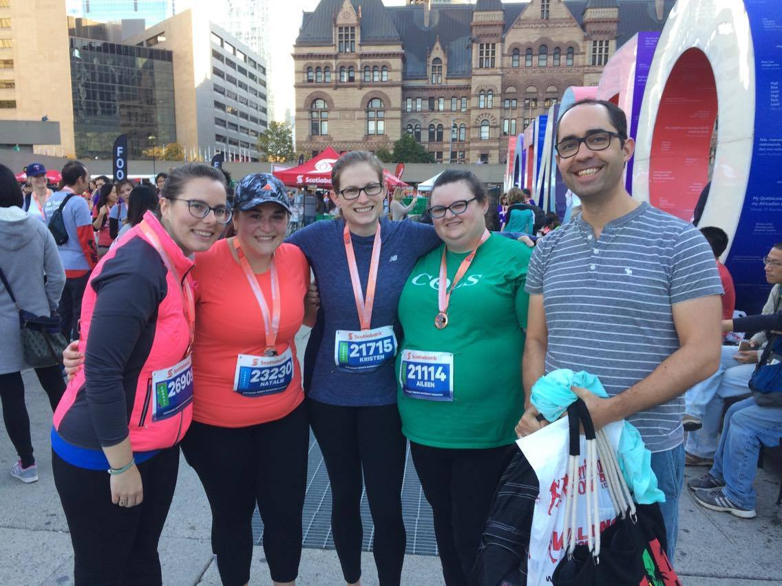 Scotiabank Toronto Waterfront Marathon 2019